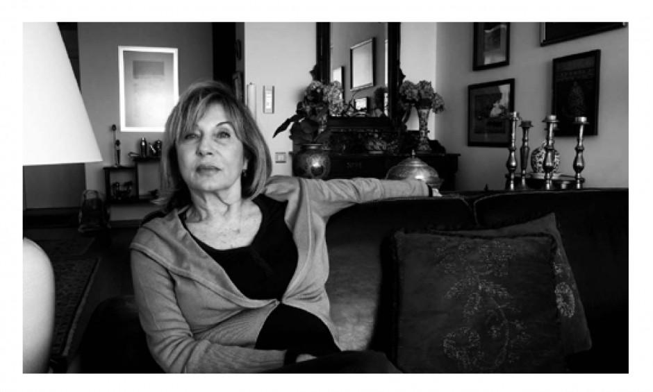 Schrijfster Ayşe Kulin in De Balie