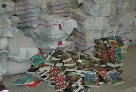 De boekentoptien bij piraten