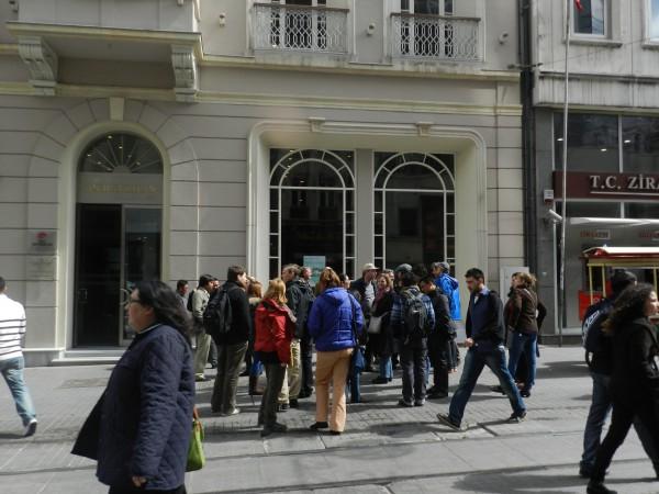 Stop de dreigende sluiting van het Nederlands Instituut in Turkije – handtekeningenactie en open brief
