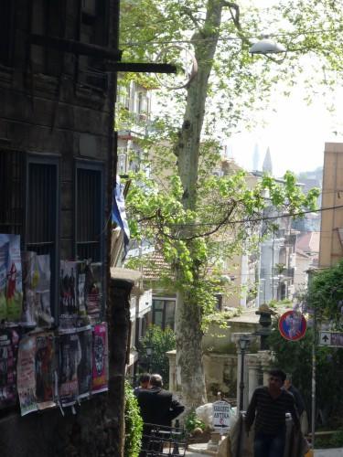 Literaire wandeling in Istanbul (6 mei 2017)