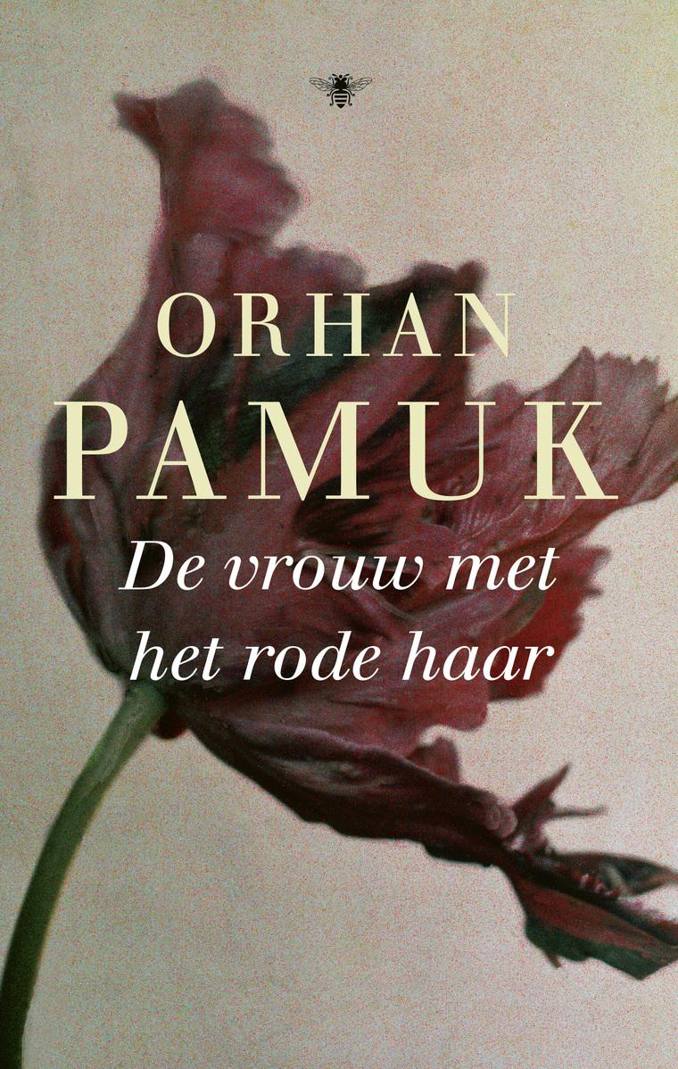 Net verschenen: 'De vrouw met het rode haar' van Orhan Pamuk