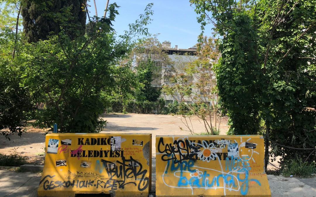 Terugkijken: dichter Efe Murad en 'De straten van Istanbul – verzet en poëzie'