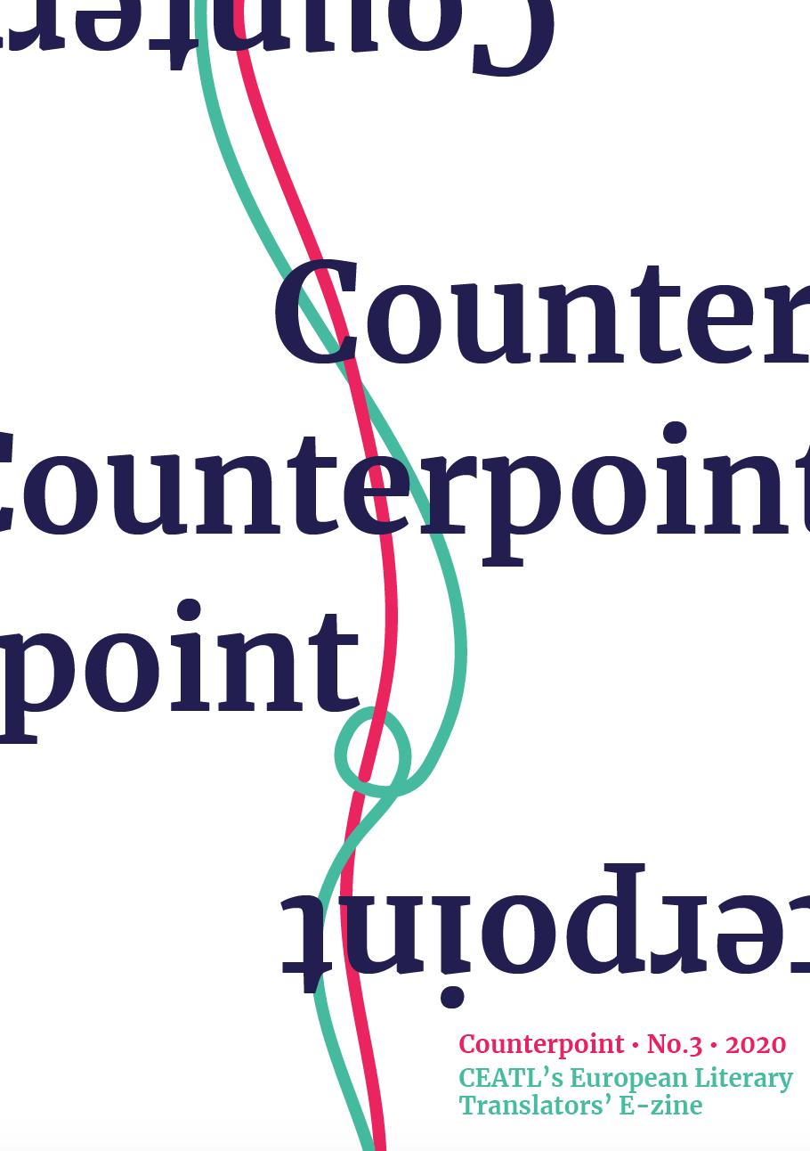 'Counterpoint' / 'Contrepoint': nieuw online tijdschrift over literair vertalen in Europa